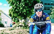 Эвенпул – чемпион Европы в гонке с раздельным стартом