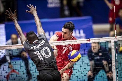 Начинается отбор у волейболистов на Олимпиаду-2020