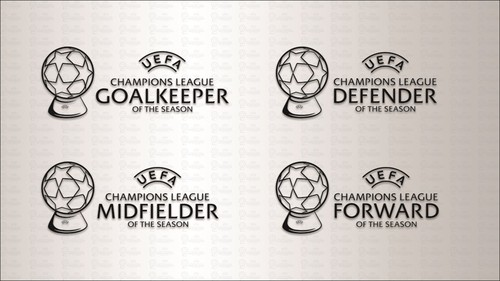 Определен шорт-лист номинантов на награды УЕФА в ЛЧ и ЛЕ