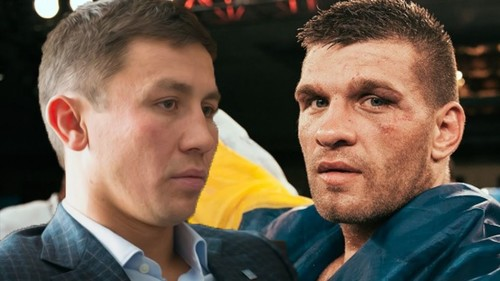 Деревянченко и Головкин могут провести бой 5 октября в Нью-Йорке