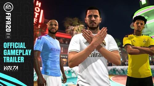 Вышел трейлер FIFA 20, посвященный уличному футболу