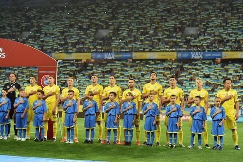 Сборная Украины может сыграть товарищеские матчи с Нигерией и Эстонией