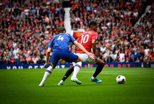 Манчестер Юнайтед — Челси — 4:0. Текстовая трансляция матча