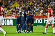 В стартовом матче Лиги 1 Монако дома крупно уступил Лиону