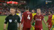 Ливерпуль – Норвич – 4:1. Видео голов и обзор матча