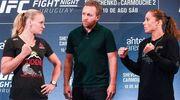 Шевченко победила Кармуш на турнире UFC Fight Night 156