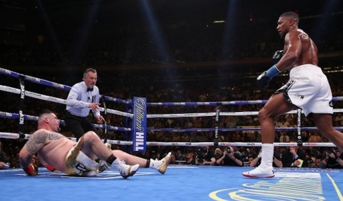 Энтони ДЖОШУА: «Вернусь на бой с Руисом совсем другим боксером»
