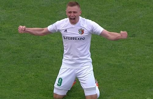 Ворскла с пенальти вырвала победу у Львова в компенсированное время