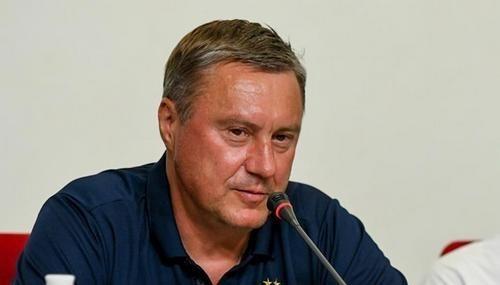 Александр ХАЦКЕВИЧ: «У нас, сами знаете, какой график»