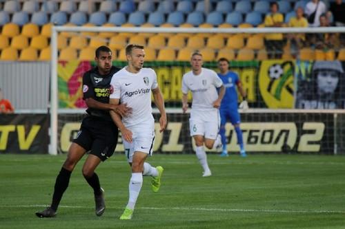 Александрия – Олимпик – 2:1. Видео голов и обзор матча