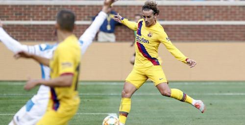 Барселона – Наполи – 4:0. Видео голов и обзор матча