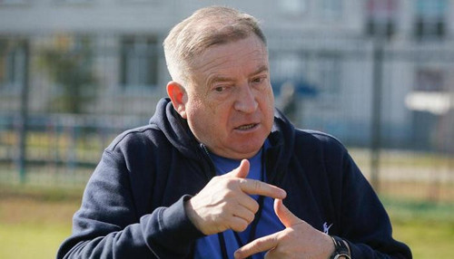 Вячеслав ГРОЗНЫЙ: «Матч с Брюгге важен для Динамо»