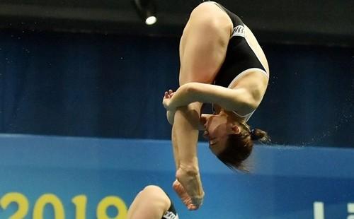 Прыжки в воду. Украина завоевала шестую медаль домашнего ЧЕ