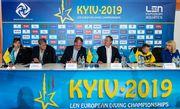 Україна зайняла 2 місце в медальному заліку ЧЄ-2019 зі стрибків у воду