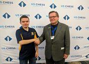 Украинский шахматист Нижник стал победителем чемпионата США