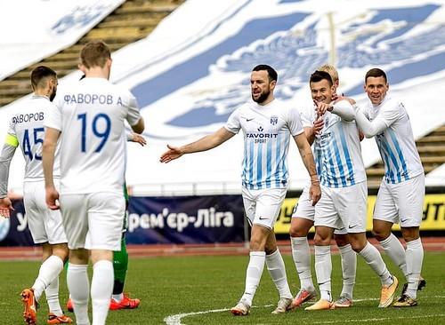 Днепр-1 – Десна – 0:1. Видео гола и обзор матча