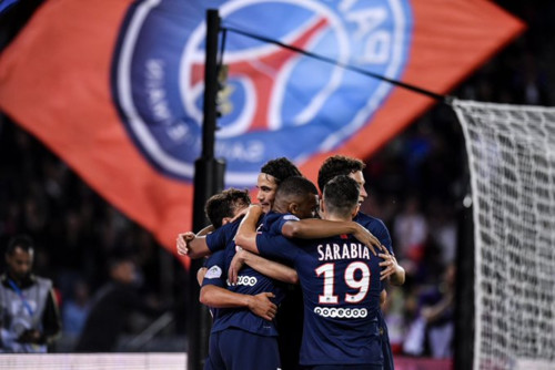 ПСЖ разгромил Ним на старте чемпионата Франции