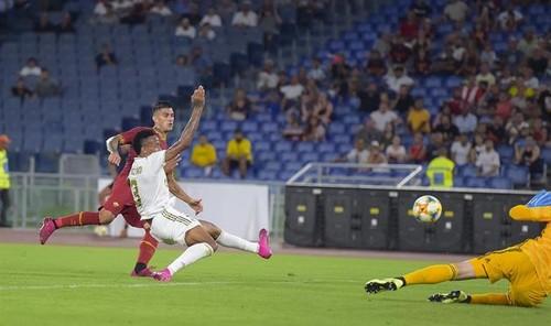 Рома по пенальти выиграла у Реала в спарринге