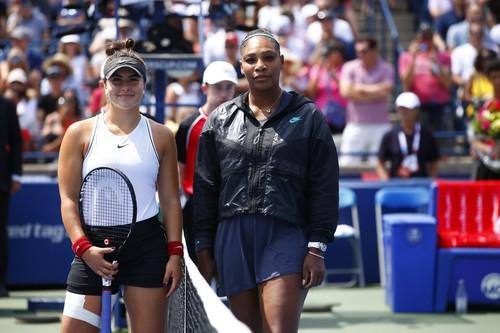 Андрееску выиграла 7 из 7 матчей против теннисисток из первой десятки