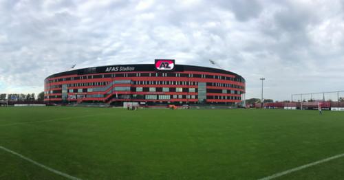 АЗ Алкмаар открыл стадион, но не знает, где примет Мариуполь