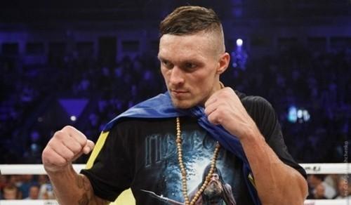 Александр КРАСЮК: «Контракта на бой Усик - Такам пока нет»