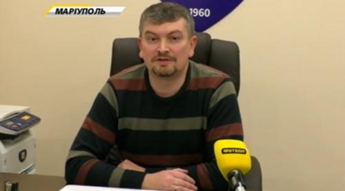 Андрей САНИН: «Для Мариуполя новые шевроны УПЛ не успели сделать»