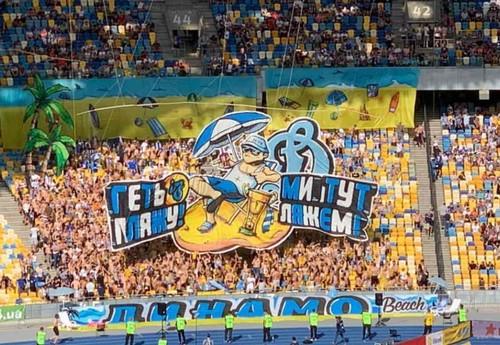 Томас ГРИММ: «Фанаты Динамо создали проблемы с петардами»