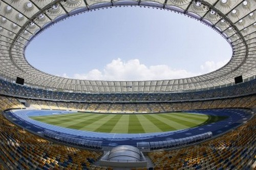 УЄФА закрив 22 сектори НСК Олімпійський на матч Динамо — Брюгге