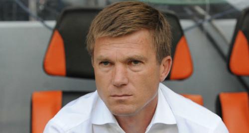 Юрий МАКСИМОВ: «Не думаю, что Хацкевич будет что-то ломать»