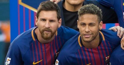 Месси уговаривает Неймара не переходить в Реал