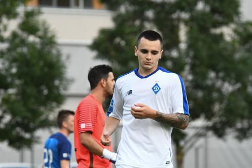 Гол Шапаренко помог резерву Динамо разгромить юношей из Беларуси