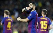 Луис СУАРЕС: «Не буду праздновать гол в ворота Ливерпуля»