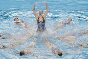 Артистичне плавання. Українки завоювали п'ять медалей в Китаї