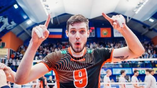 Украинский волейболист хочет получить российское гражданство