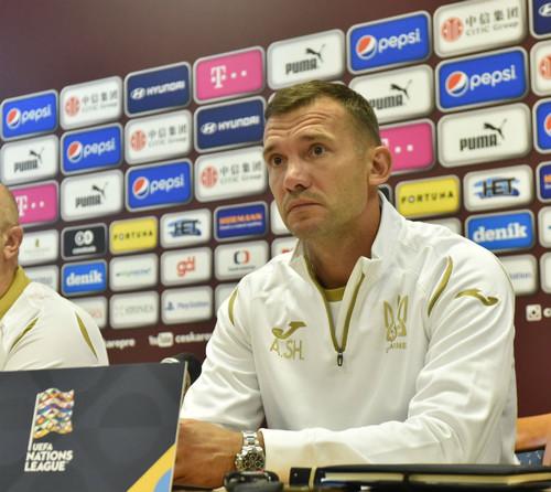 Шевченко вызвал в сборную 11 игроков из зарубежных чемпионатов