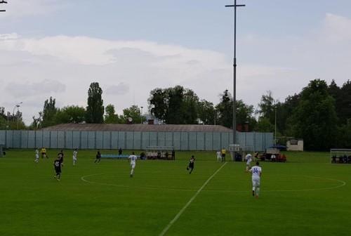 Динамо разгромило Зарю в юношеском чемпионате U-19