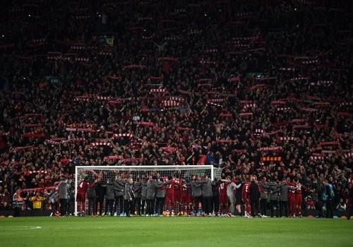 Ливерпуль совершил фантастический камбэк и прошел Барселону