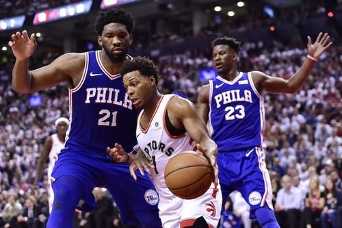 НБА. Торонто и Денвер громят Филадельфию и Портленд