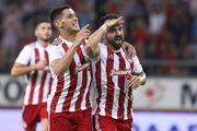 Олимпиакос – Башакшехир – 2:0. Видео голов и обзор матча