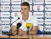 Владислав КОЧЕРГІН: «У четвер Зорю чекає складний матч»