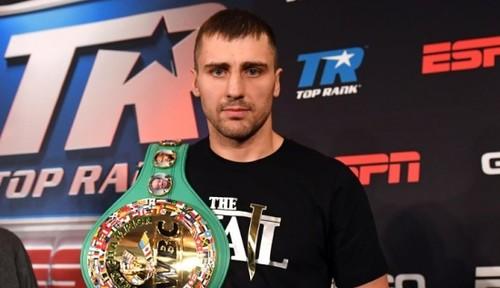 Президент WBC: «Гвоздик - очень недооцененный чемпион»