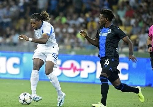 Динамо сыграло в зрелищную ничью с Брюгге и вылетело из Лиги чемпионов