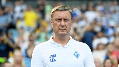 Александр ХАЦКЕВИЧ: «О моей отставке будем говорить с Суркисом»