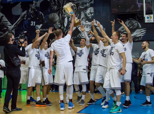 Химик и Днепр разыграют Суперкубок Украины по баскетболу