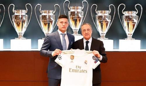 Реал может отдать Йовича в аренду