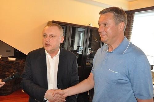 Решение об увольнении Хацкевича было принято 13 августа