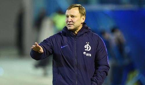 Калитвинцев – еще один претендент на пост главного тренера Динамо
