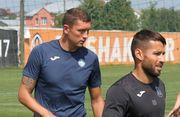 Зотько подписал контракт с Олимпиком