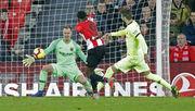 Атлетик – Барселона – 1:0. Текстовая трансляция матча