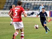 Мариуполь потерпел самое крупное поражение в еврокубках
